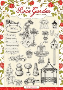 Creative Stamping free stamp set