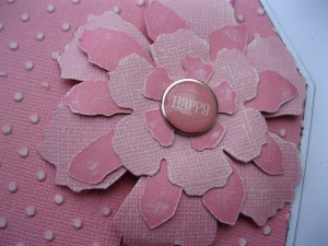 Shabby Pink tag