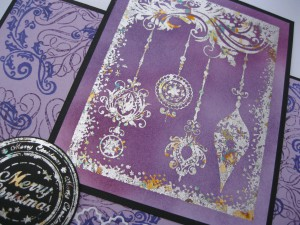 Indigoblu Connors Crown Jewels Stamp