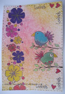 PaperArtsy JOFY Stamps