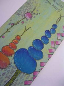 JOFY PaperArtsy Stamps