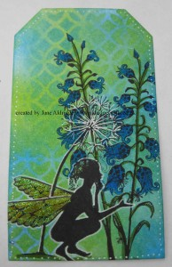 Lavinia Stamps Tag