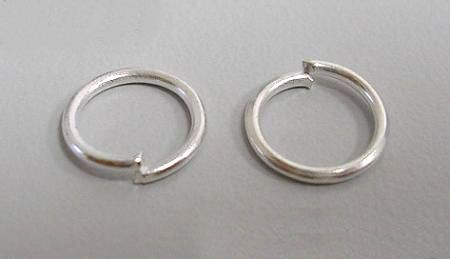 5mm Jump rings (150) Silver