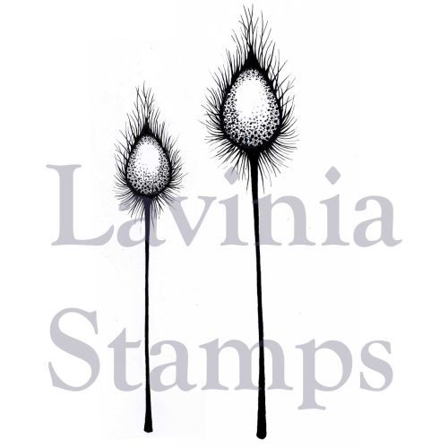 Dragon Pods - Lavinia Stamps (LAV374)