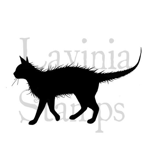 Mimsy (Cat) - Lavinia Stamps (LAV401)