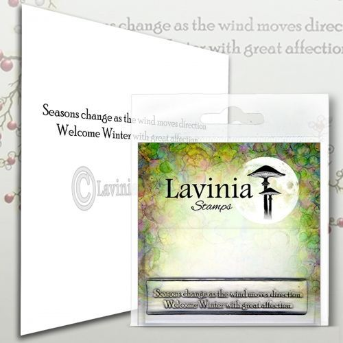 Seasons Change - Lavinia Stamps (LAV575)