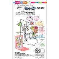 Stampendous Dies Build a Pop up (DCP1003)