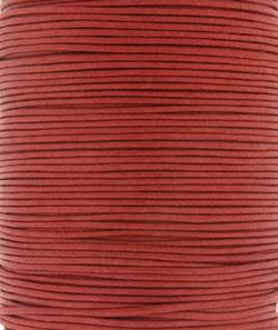 Wax Cotton 1mm - Copper (one metre)