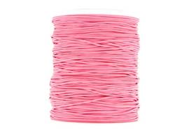Wax cotton 0.6mm - Rose Pink (one metre)