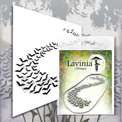 Bat Colony - Lavinia Stamps (LAV558)