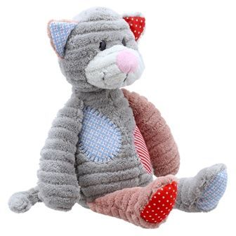 Cat Snuggles Wilberry Toy