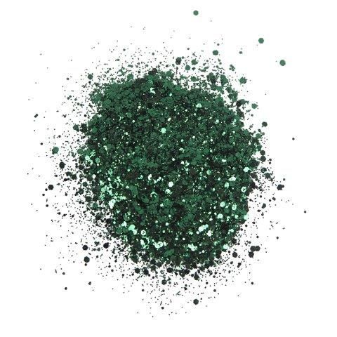 Cosmic Shimmer Glitterbitz Hunter Green