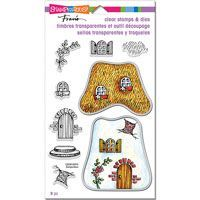 Cottage Home Stamp/Die Stampendous Set (CSD06)