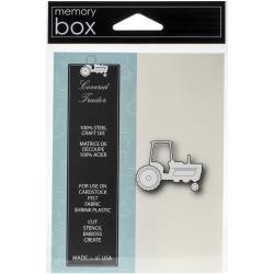 Covered Tractor Memory Box Die (99025)