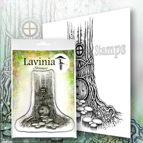 Druid's Inn - Lavinia Stamps (LAV572)