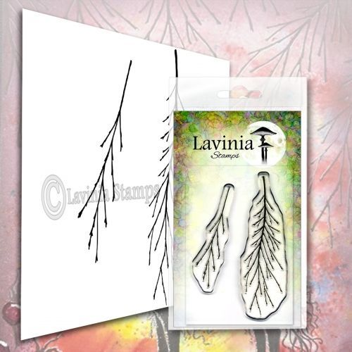Fern Branch - Lavinia Stamps (LAV578)