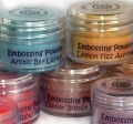 Glitters, Gems and Embossing Powders
