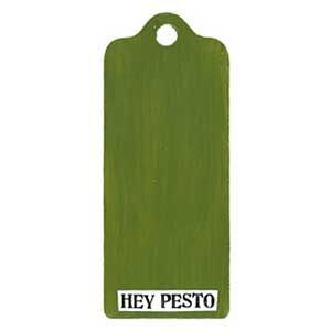 Hey Pesto Fresco Finish PaperArtsy Paint