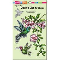 Hummingbirds Stampendous Die (DCS5072)