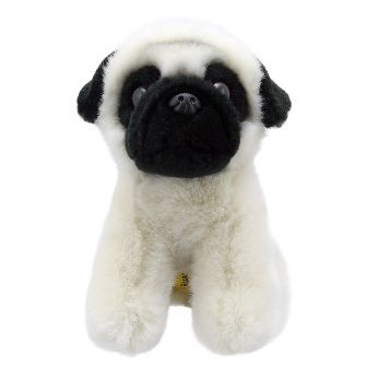 Pug Mini Wilberry Toy
