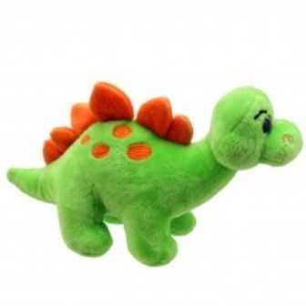 Stegosaurus Green Wilberry Toy