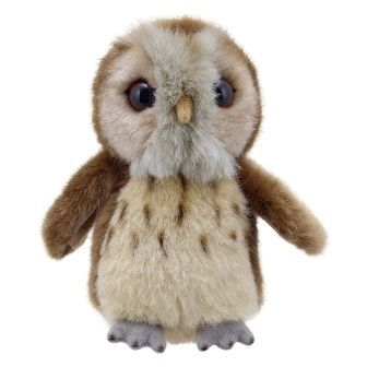 Tawny Owl Mini Wilberry Toy