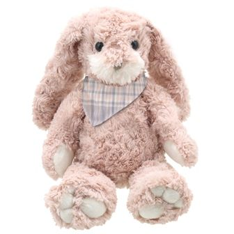 Pink Large Bunny Wilberry Toy