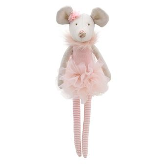 Pink Mouse Wilberry Toy
