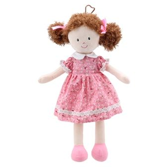 Doll - Pink Dress Wilberry Toy