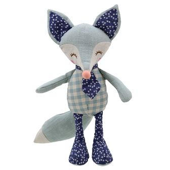 Blue Fox Linen Wilberry Toy